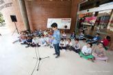 Los escolares de Cartagena ponen la voz a Platero y yo
