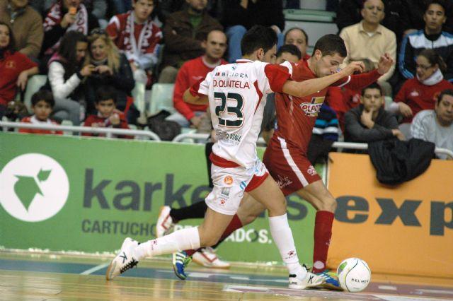 Santiago Futsal vs ElPozo Murcia FS - 1, Foto 1