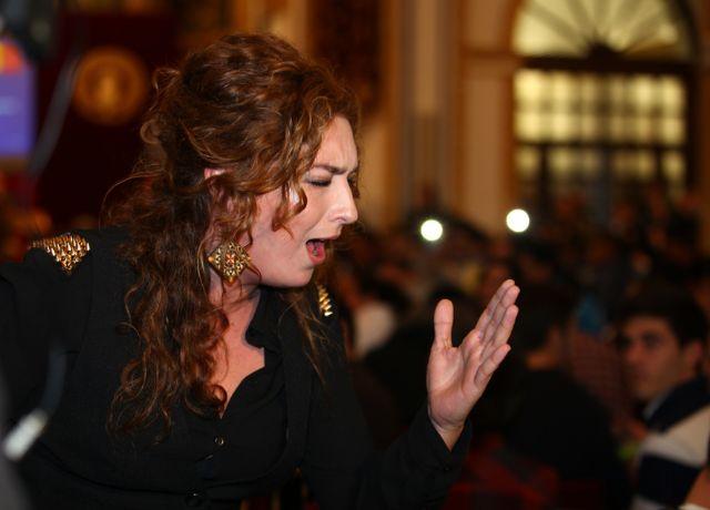 Estrella Morente y la Orquesta Sinfónica de la UCAM, dirigidos por Roque Baños, clausurarán el Festival del Cante de las Minas - 1, Foto 1