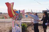 Los usuarios del Centro de Día 'José Moyá Trilla' vuelven a celebrar su particular Entierro de la Sardina