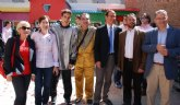 La Comunidad y la Agrupación Sardinera reúnen a casi cien menores en el VII Encuentro de Sardinillas