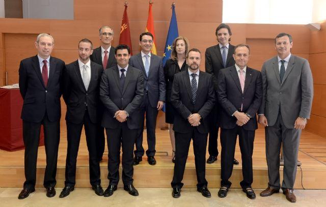 Toma de posesión de altos cargos de la Consejería de Presidencia y Empleo - 1, Foto 1
