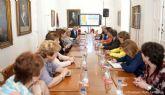 La Red de Atención Integral Compartida de Cartagena, ejemplo a seguir en la Región