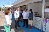 La Feria de Artesanos de Primavera abre sus puertas en la explanada Barnuevo