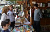 La Feria del Libro ofrece en San Pedro del Pinatar interesantes ofertas y actividades paralelas