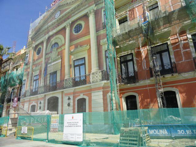 El Grupo Socialista pide explicaciones por el sobrecoste de 95.000 euros en las obras del edificio de La Glorieta - 1, Foto 1