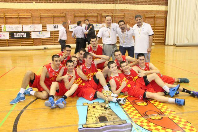 El UCAM Murcia Junior, campeón de la Liga regional (83-69) - 1, Foto 1