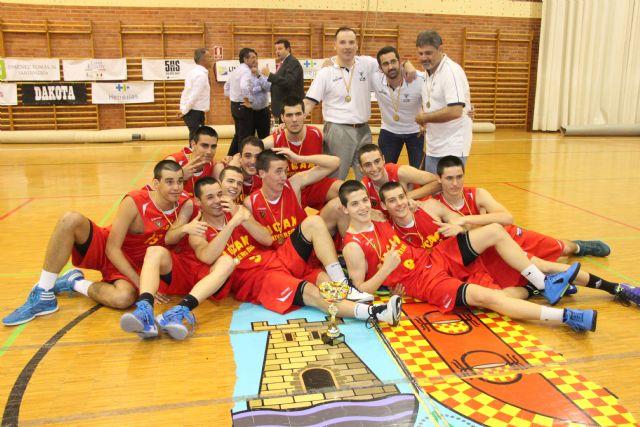 El UCAM Murcia Junior, campeón de la Liga regional (83-69) - 2, Foto 2