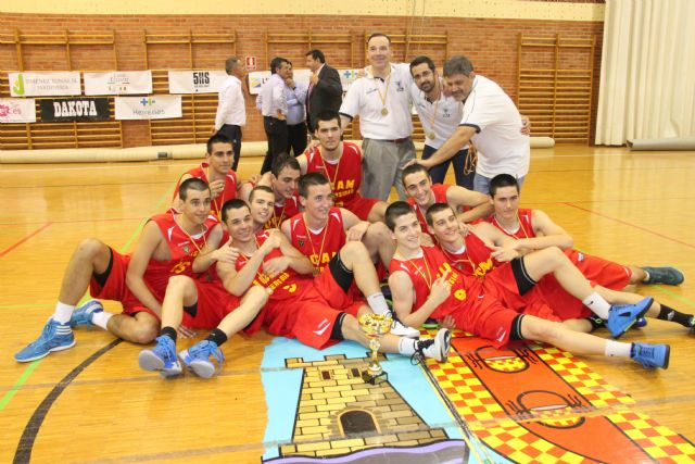 El UCAM Murcia Junior, campeón de la Liga regional (83-69) - 3, Foto 3