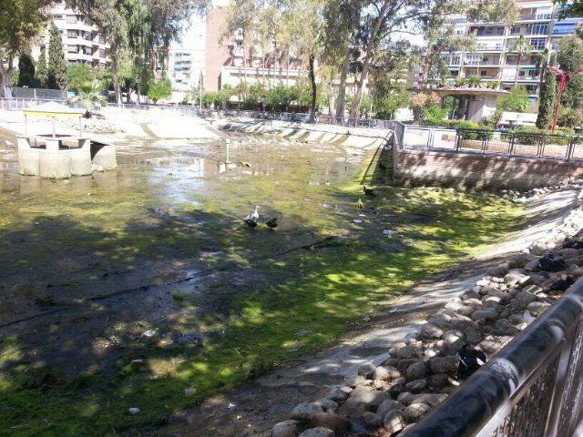 Medio Ambiente inicia el vaciado y limpieza de lagos - 2, Foto 2