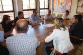 La Directora General de Centros Educativos y el alcalde de Torre-Pacheco visitan el C.P.E.I. Bas. Ntra. Sra. de los Dolores de Pacheco