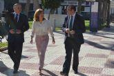 Garre destaca la buena tendencia del turismo en el Mar Menor