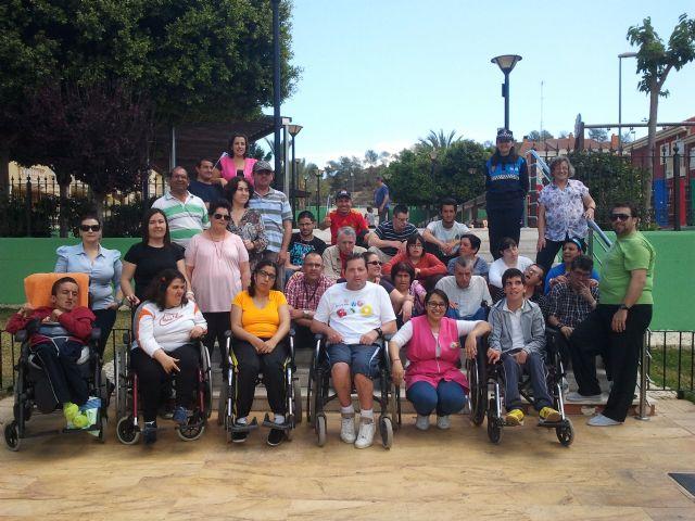 Charlas de educación vial adaptadas a las personas con discapacidad, Foto 2