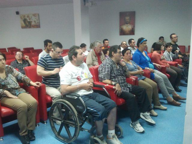 Charlas de educación vial adaptadas a las personas con discapacidad, Foto 3
