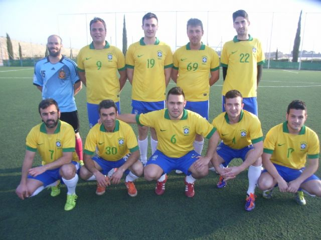 24ª jornada liga local fútbol
