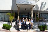 La Comisión de Industria visita el Parque Regional de las Salinas de San Pedro del Pinatar