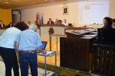 El Pleno aprueba la designación de las mesas electorales para las elecciones al Parlamento Europeo