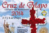 La Cofradía del Resucitado prepara las Cruces de Mayo con sus mejores galas