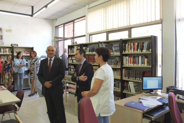 Garre centra la prioridad del Gobierno regional en mejorar los servicios educativos, sanitarios y culturales - 5, Foto 5