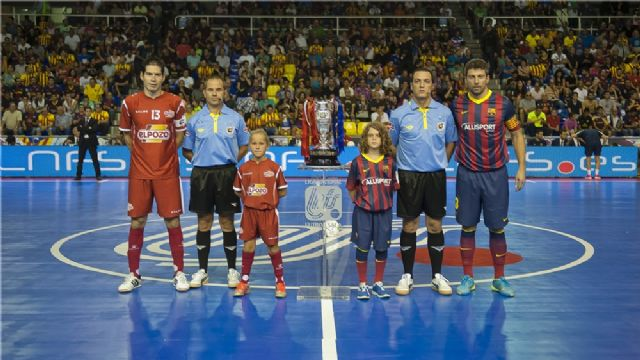 Kike: Somos ElPozo, no valen excusas y vamos a intentar conseguir la Copa del Rey - 2, Foto 2