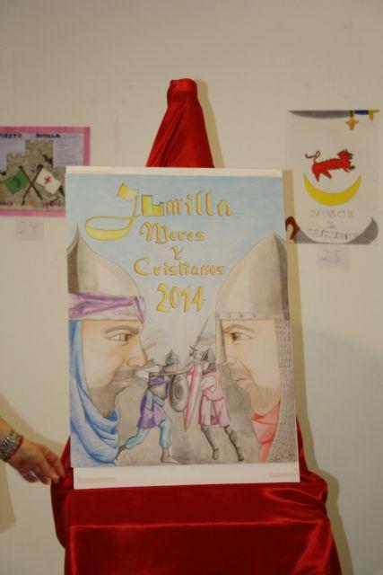 La Asociación de Moros y Cristianaos da a conocer los ganadores del cartel y portada del libro y sus cargos festeros 2014 - 1, Foto 1