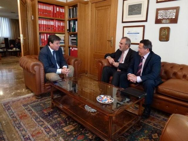 El PSOE pide unidad para defender los intereses de la Región ante la aprobación del nuevo Plan Hidrológico Nacional - 1, Foto 1