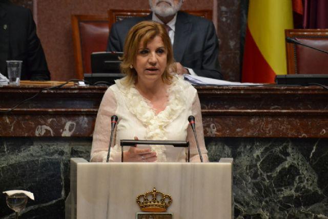 El PP solicita la comparecencia de Catalina Lorenzo para informar sobre la aplicación de la Ley de Dependencia - 1, Foto 1