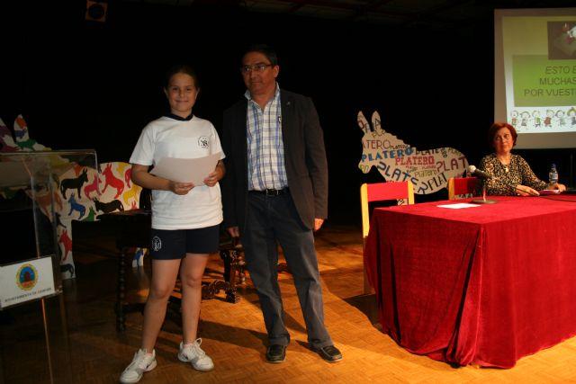 La entrega de premios de las actividades cierra los actos del Día del Libro 2014 - 3, Foto 3