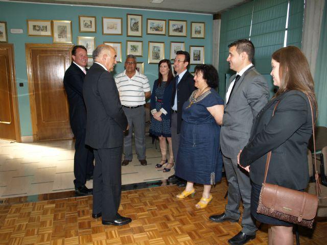 El presidente de la Comunidad confirma financiación para arreglar las calles del centro de Ceutí - 2, Foto 2