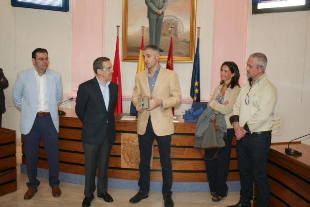 Recepción hoy al Brujo del Año 2014 en el Ayuntamiento - 4, Foto 4