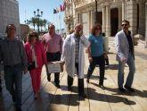 'Hecho histórico en el Ayuntamiento', por primera vez se debatirá, a petición de la Oposición, una proposición de Ley dirigida a la Asamblea Regional