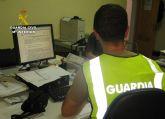 La Guardia Civil esclarece 16 delitos de robo en una urbanización de Fuente Álamo