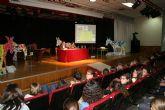 La entrega de premios de las actividades cierra los actos del Día del Libro 2014