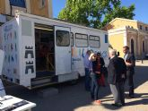 Escolares de Jumilla aprenden la importancia y repercusión de formar parte de la ciudadanía europea