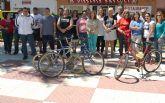 El Ayuntamiento dona ocho bicicletas a AFEMAR para la realización de un taller de inserción socio-laboral