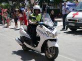 La Policía Local de Alguazas detiene al presunto autor del robo de un ciclomotor