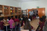 La 'Asociación Literaria Las Torres' concluye la celebración del centenario de 'Platero y yo'