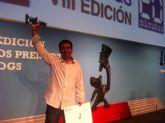 El blog de divulgación científica del profesor López Nicolás obtiene nuevo premio de alcance nacional