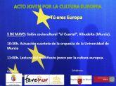Albudeite acogerá el acto joven por la cultura europea