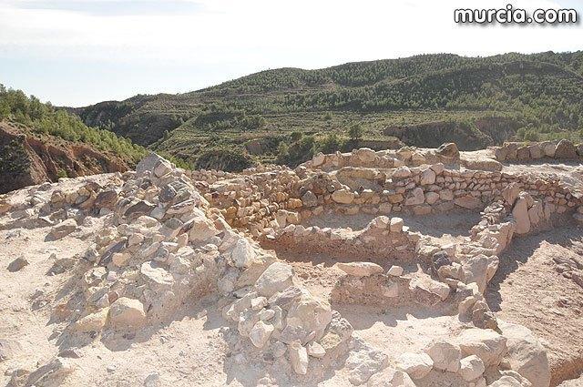 Aquilino destaca el valor arqueológico y turístico del yacimiento de La Bastida, el más desarrollado de Europa en la Edad de Bronce, Foto 1