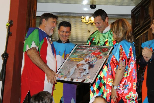 Antonio Navarro ya es Corremayo Mayor 2014, Foto 2