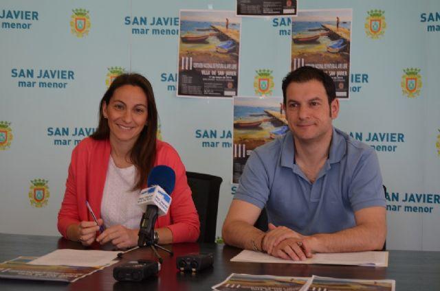 El III Certamen nacional de pintura al aire libre se celebrará el 17 de mayo en San Javier - 1, Foto 1