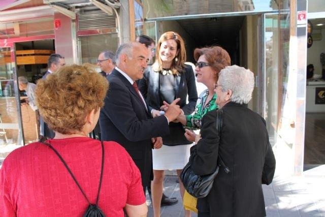 Garre anuncia que el Gobierno realizará un importante esfuerzo para reactivar el Plan de Cooperación Local en los municipios pequeños - 1, Foto 1