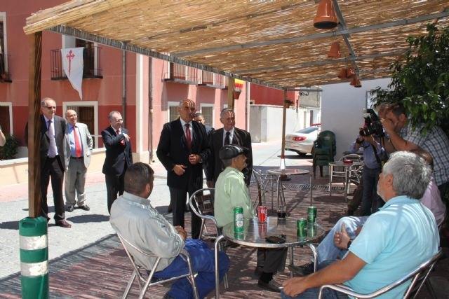 Garre anuncia que el Gobierno realizará un importante esfuerzo para reactivar el Plan de Cooperación Local en los municipios pequeños - 2, Foto 2