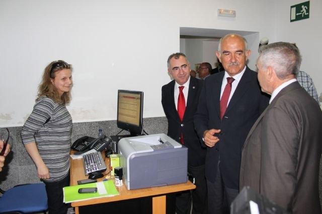 Garre anuncia que el Gobierno realizará un importante esfuerzo para reactivar el Plan de Cooperación Local en los municipios pequeños - 3, Foto 3