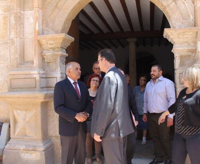 Garre anuncia que el Gobierno realizará un importante esfuerzo para reactivar el Plan de Cooperación Local en los municipios pequeños - 4, Foto 4