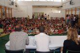 El colegio 'Joaquín Cantero' torreño estrena biblioteca