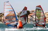 Regata de windsurf La 4SIETE