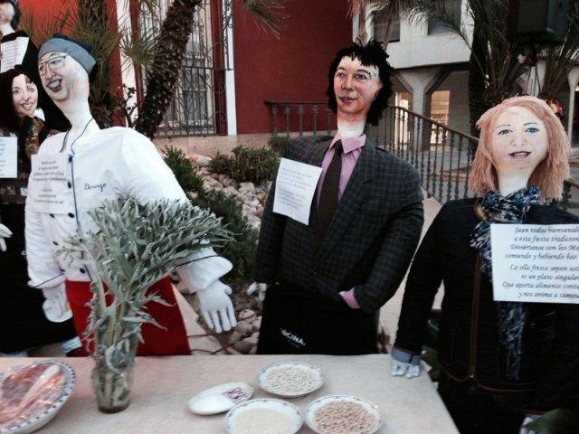 El partido popular de Alhama, quiere felicitar al corremayo mayor 2014, Foto 1