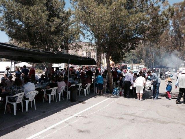 El PP de Alhama participó en el tradicional concurso de arroces de los Mayos, Foto 2